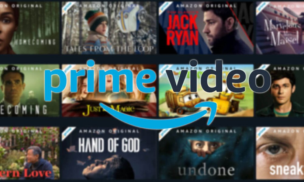 Catálogo de Amazon Prime Video